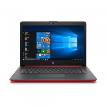"""HP 14-CM0088AU 14"""" Laptop - Amd A6-9225, 4gb ddr4, 500gb, Amd Share, W10, Red"""