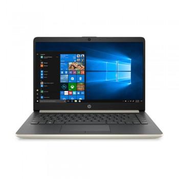 "HP 14S-DK0000AU 14"" Laptop - Amd A6-9225, 4gb ddr4, 500gb, Amd Share, W10, Gold"
