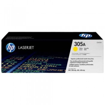 HP 305A Yellow LaserJet Toner Cartridge (CE412A) [676110]