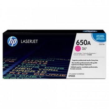 HP 650A Magenta LaserJet Toner Cartridge (CE273A)