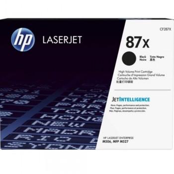 HP 87X Black LaserJet Toner Cartridge (CF287X)