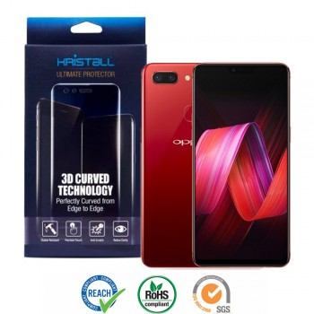 Kristall Ultimate Protector Film Oppo R15 Pro