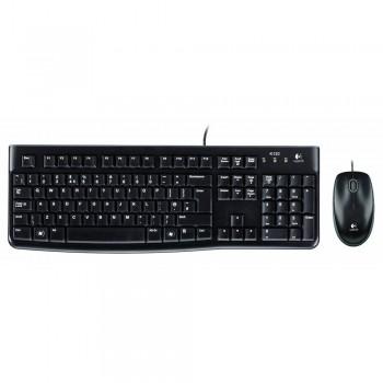 Logitech MK120 Classic Desktop