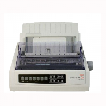OKI 390T PLUS - A4 24-Pin Parallel & USB interfaces  Dot Matrix PRINTER - 42089421 (Item No : OKI 390T PRT)