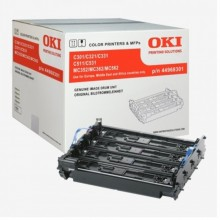 OKI C301, C321, C331, C511, C531 Drum Cartridge Unit Black, Cyan, Magenta, Yellow - 44968302