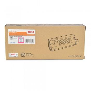 OKI C710/711 MAGENTA TONER 11.5k 44318610 (item no: OKI C711 MA)