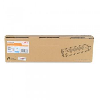 OKI C810 C830 Cyan Toner Cartridge (44059135)