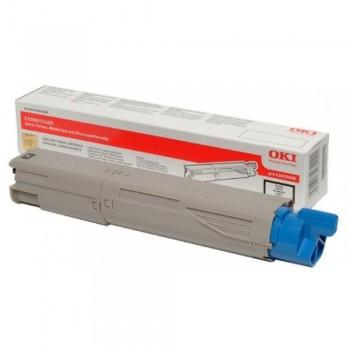 OKI C3300 Black Toner Cartridge 43459456 (Item No: OKI C3300B 1.5K)