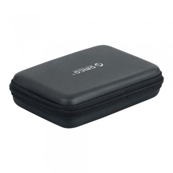 """Orico PHB-25 2.5"""" HDD Protection Box With Net Packet Design (Black)"""