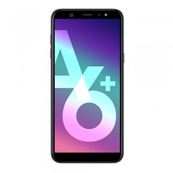 "Samsung Galaxy A6+ 6.0"" Full HD+ Super AMOLED SmartPhone (2018) - 32gb, 4gb, 16mp, 3500mAh, Black"