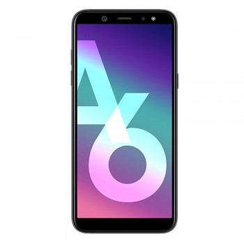 "Samsung Galaxy A6 5.6"" HD+ Super AMOLED SmartPhone (2018) - 32gb, 3gb, 16mp, 3000mAh, Black"