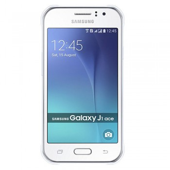 "Samsung Galaxy J1 Ace 4.3"" sAMOLED SmartPhone - 8gb, 1gb, 5mp, 1900mAh, White"