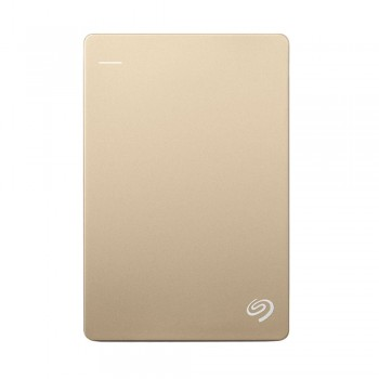Seagate STDR4000405 Backup Plus 4TB Portable Drive (Gold)