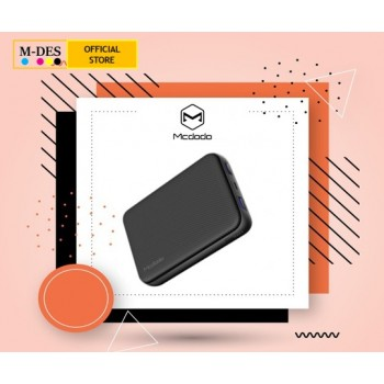 Mcdodo 10,000 mAh PowerBank With QC 3.0 Quick Charge (Bk)