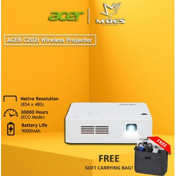 Acer C202i Wireless Projector