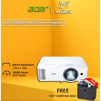 Acer S1286H Short Throw Projector