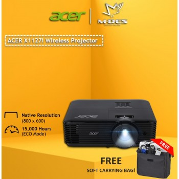 Acer X1127i Wireless Projector