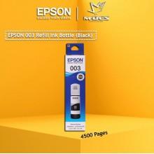 Ink Cartridge Epson E T00V100B (003) ink bottle Black