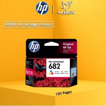 HP 682 Color Ink Cartridge (3YM76AA)