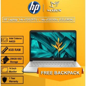 HP Notebook (14s-cf2030TU) -Pale Gold
