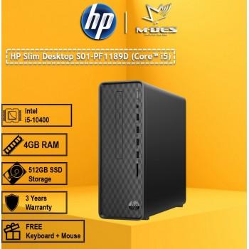 HP Slim Desktop S01-PF1189D (Core i5)