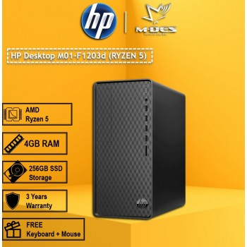 HP Desktop M01-F1203d (Ryzen 5)