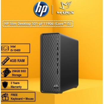 HP Slim Desktop S01-pF1190d (Core i5)