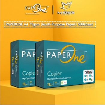 Paper One A4 paper 75gsm 500sheets