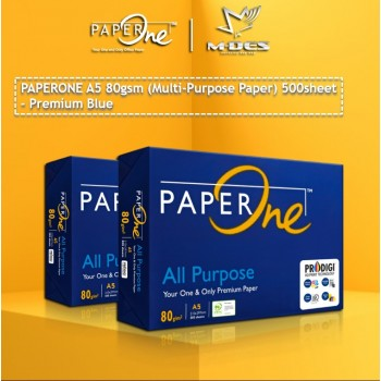 Paper One A5 paper 80gsm 500 Sheets