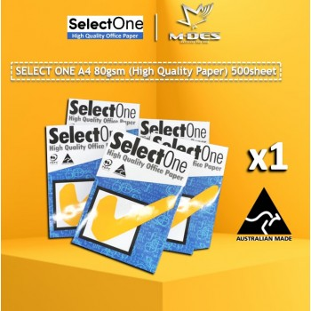 Select One Copy Paper A4 80gsm