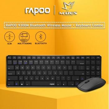 Rapoo 9300M 2.4G Wireless Silent Multi Mode Keyboard + Mouse