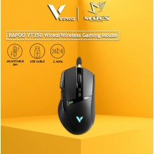 RAPOO VT350 Wired/Wireless Gaming Mouse