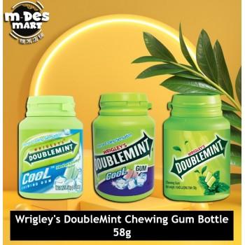 DoubleMint Chewy Gum Bottle Cool Blackcurrant