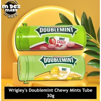 Doublemint Mints Tube Lemon Ice 30g