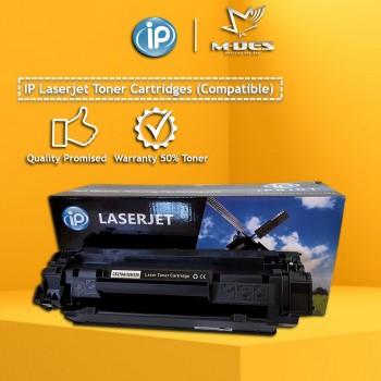 Color Toner Cartridge HP CE250A (COMPATIBLE)