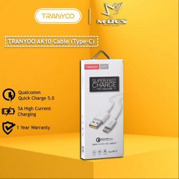 TRANYOO Cable AK10 (Type-C)