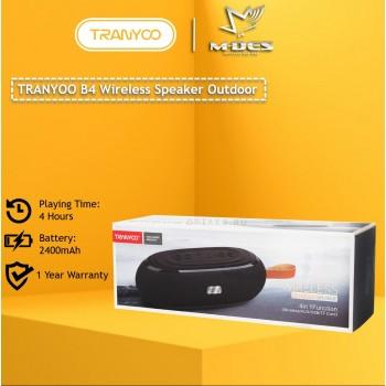 TRANYOO B4 Wireless Outdoor Speaker