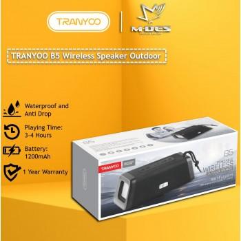TRANYOO B5 Wireless Outdoor Speaker