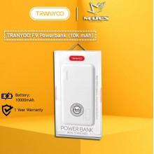 TRANYOO POWERBANK F9 10000mAh