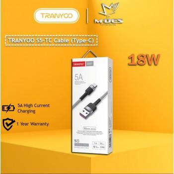 TRANYOO Cable S5 (Type-C)