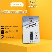 Tranyoo U1 Metal USB 16GB