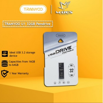 Tranyoo U1 Metal USB 32GB