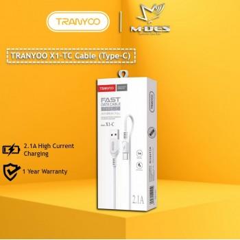 TRANYOO Cable X1 (Type - C)