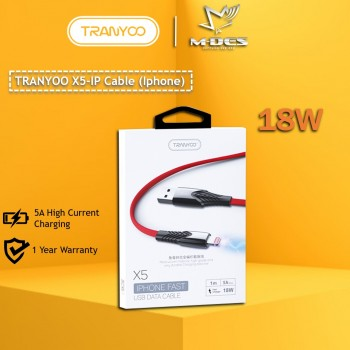 TRANYOO Cable X5 (Iphone)