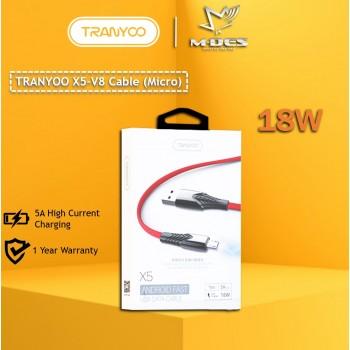 TRANYOO Cable X5 (Micro)