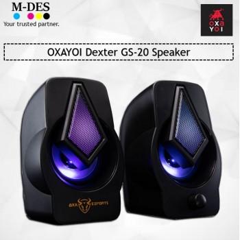 OXAYOI Dexter GS-20 Speaker
