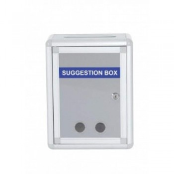 Complaint And Suggestion Box - WB615 - 34H x 13W x 16D (Item No: G04-17)