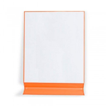 WP-OR43O Orchid Board 120 x 90 x 10CM - Orange Wht Surface (Item No : G05-208)