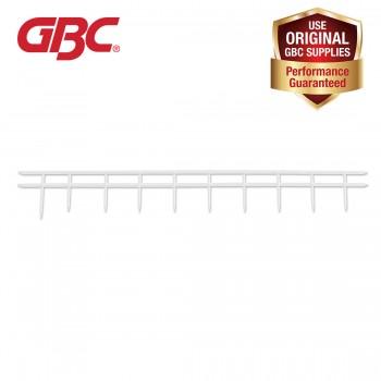 GBC Surebind/Velobind Strip - 25mm, 1 Inch, White