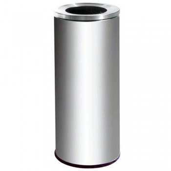 Stainless Steel Dustbin RAB-009SS